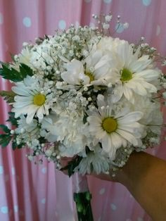 simply sweet daisy bouquet