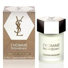 L'Homme Gingembre by Yves Saint Lauren starting at $52.98 - Save up to 14% off RETAIL at perfume.com