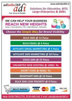 Internet marketing services...