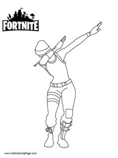 52 best FORTNITE COLORING PAGES images on Pinterest in