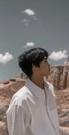 Aesthetic Photo, Kpop Aesthetic, Nct Doyoung, Watercolor Wallpaper, Nct Life, Jisung Nct, Handsome Anime Guys, K Idol, Fandom