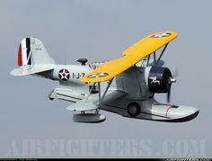 Grumman J2F- 6 Duck
