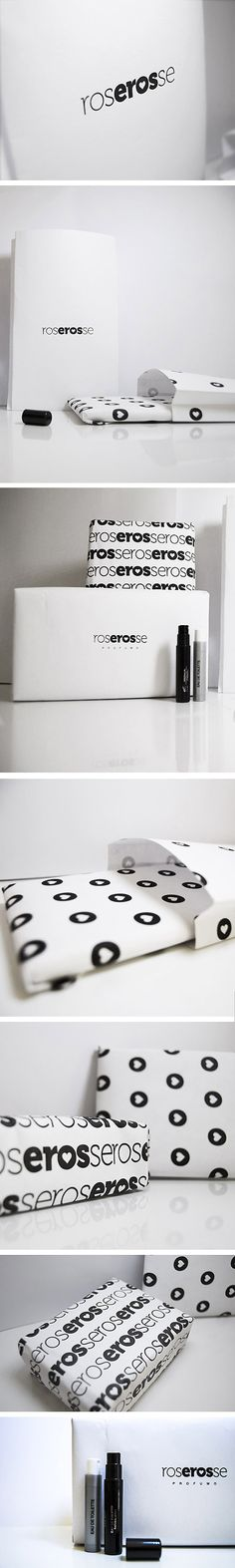 © Ilas® 2013 - Raffaele Micillo / Docente Giovanna Grauso More black and white #packaging #branding PD