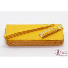 Cartera de Moda Amarillo