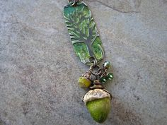 Mighty Oaks Necklace