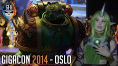 Gigacon 2014 | Lan & Gaming Expo Oslo Norway