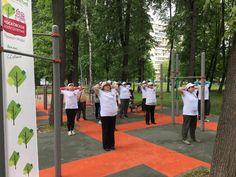 Сотрудники ГБУ ЦДиС «Юность» участвуют в качестве социального партнера ТЦСО «Бабушкинский» филиал Отрадное» в программе «Московское долголетие», Бабушкинский парк, мастер-классы на свежем воздухе.