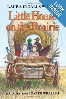 Little House on the Prairie was the first book to make me think I could write. To this day I sometimes find myself inner monologueing, as if I'm writing my own memoir.