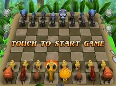War Chess | iPad iPhone Kinder Apps | Kinder Schach Spiel
