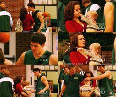 One Tree Hill - Naley - Nathan Scott (James Lafferty) & Haley James Scott (Bethany Joy Lenz) & Lydia Scott Always and Forever