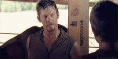 When he sensually walked towards Carol and you totally thought something was about to go down. 26 Times Daryl Dixon Turned You On To The Point Of No Return Daryl Dixon Walking Dead, Fear The Walking Dead, Glen And Maggie, Daryl And Carol, Ugly Betty, Television Program, Norman Reedus, Best Relationship, Cute Guys