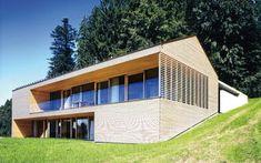 Einfamilienhaus | Vorarlberger Holzbaukunst