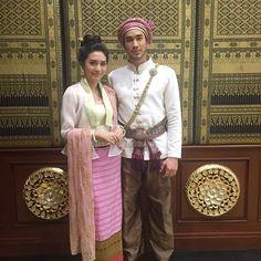 Thai - Lanna Fashion from Thai Lakorn ตามรักคืนใจ แฟนเพจ &quot