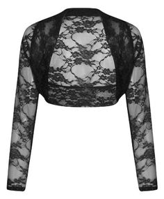 Special Offer: $0.51 amazon.com Excellent Quality Lace Shrug Floral Lace Bolero Shrugs Soft Comfortable Material Stretchable Material Approx Length : 14.5″(36CM) Appprox Sleeve Length: 24.5″(62CM) Sizes: L/XL: UK 16/18 US 12/14 XXL: UK 20/22 US 16/18 100% Polyester MACHINE...