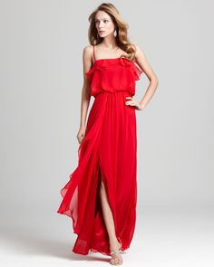 bridesmaid dress - would be so pretty in a nude or tan color