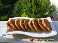 Αυγοφέτες Greek Recipes, Cooking Time, Baked Potato, Sausage, Brunch, Favorite Recipes, Beef, Breakfast, Ethnic Recipes