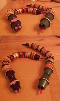#lorysuncreazioni #diy #game #kids #snake