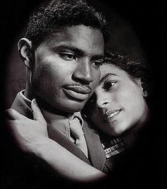 This is BlackLove!  Ossie Davis & Ruby Dee