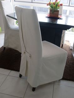 chevron chair cover | amy giggles designs | amy giggles designs