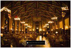 Ahwahnee Hotel Yosemite Valley  main dining room