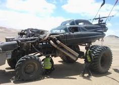 Image result for mad max cars