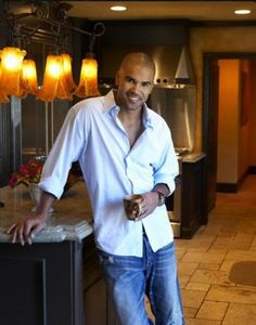 Shemar Moore -- Holy hotness...!