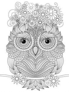 Раскраски антистресс, арт, вдохновение, хобби ;) | VK