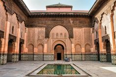 While Rabat, Morocco's political and administrative capital since independence in 1956, has not established itself as a tourist destination,...