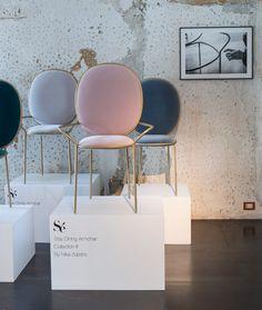 Nika Zupanc | Stay Dining Chairs | Dezeen