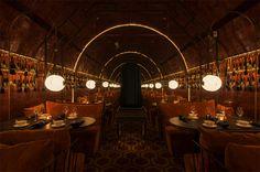 The Cool Hunter - Mott 32 Restaurant - Hong Kong