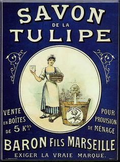 Shop Vintage French Laundry Soap Advertisement Poster created by yesterdaysgirl. Pub Vintage, Vintage Labels, Vintage Ephemera, French Vintage, Vintage Posters, Vintage Signs, Poster Ads, Advertising Poster, Buy Posters