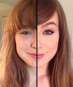 avant aprs 14 photos qui prouvent que le maquillage fait des miracles - Color Out Avant Apres