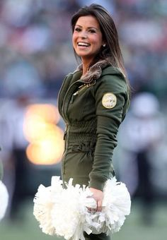 Hottest Jets Flight Crew New York Jets cheerleaders