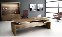 latest office furniture designs. Escritorio Ejecutivo Minimalista, Archiveros Y Credenzas - $ 5,499.00. Ceo OfficeOffice DesksOffice Latest Office Furniture Designs