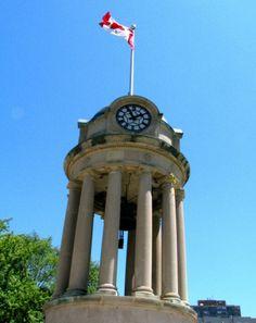 Clock Tower, Victoria Park, Kitchener Ontario