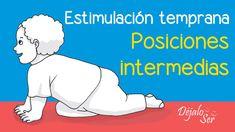 Estimulación temprana: Cambios de posiciones en el bebé antes de gatear ...