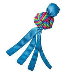 KONG Wubba Weave Dog Toy, Assorted, X-Large -- Remarkable product available now. : Kong dog toys
