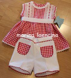 ... Baby Girl Dress Design, Girls Frock Design, Baby Boy Dress, Baby Girl Dress Patterns, Little Girl Dresses, Kids Dress Wear, Frocks For Girls, Baby Sewing, Kind Mode