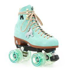 Moxi Lolly Skates - Floss (Aqua) outdoor skates