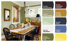 Chip It! by Sherwin-Williams – green