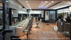 Cool Cuts Hair Studio salon de Marcelo T. de Alvear 1217.
