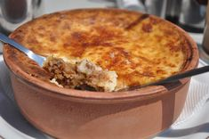 #Moussaka + Memories of #Greece | The Artful Gourmet