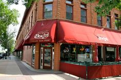 BeauJo's Mountain Pizza-Boulder, Denver, & Ft. Collins, CO. 7 & 14 pound pizzas!
