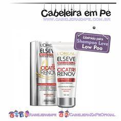 Leave In De Tratamento Cicatri Renov - Elseve (Liberado para Low Poo)