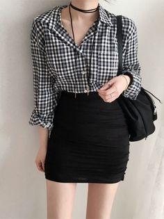 Shirring Skirt