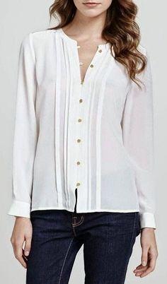 blusas elegantes 201612