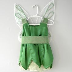 Baby Tinkerbell Costume