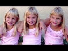 These Twins Were Abandoned At Birth—Today They Have Grown Up, Beautiful And Unrecognizable! - YouTube Beautiful Children, Beautiful Babies, Precious Children, Multiple Births, Dr Quinn, Love Twins, Expecting Twins, Identical Twins, We Are The World