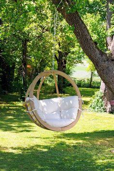 Epic Globo Chair natura Amazonas H ngesessel