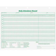 employee attendance sheet excel attendance sheet time table